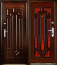 железная дверь для отдела кадров